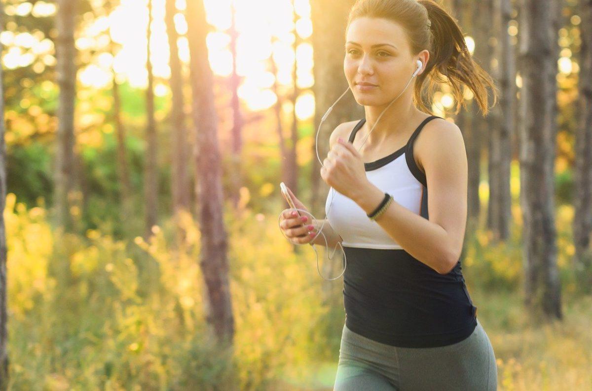 Ruch to siła treningu! Prawie każdy w swoim istnieniu …